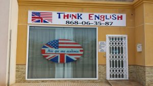 Academia de Inglés Think English