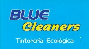 Blue cleaners